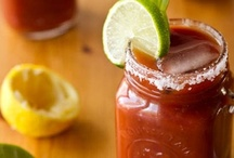 Foooooooood!!!! Oh and something to drink