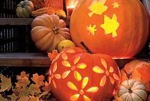 Autumn Decor... / by Bertie B.