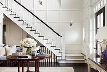 Foyers. Stairs. Hallways... / by Bertie B.