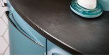 Solid Surface and Laminate Worktops