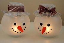 holiday ideas  / by Nicole Loughlin