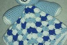 crochet / by Shanda Holmes
