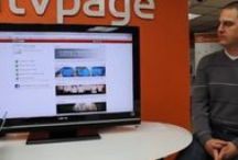 Video Conversion TV / Join Allon & Matt as they take you on an interactive journey through TVPage! Follow the progress at: blog.tvpage.com
