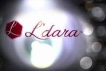 L'dara on YouTube / Check out all of videos on the Official L'dara Channel on YouTube!  https://www.youtube.com/user/LdaraVideo