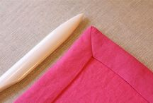 Coutures - Astuces/Sewing Tips