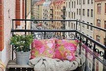 garden/balcony / garden/balcony