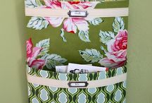 Couture - Rangement/Sewing tidying