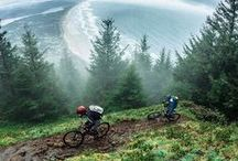 Wish We Were Riding There Now! / Even if your butt is in your desk chair, your mind can be on the trails. Here are some of our dream rides.