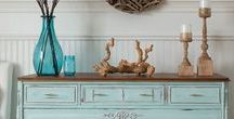 Turquoise Decor / Turquoise home decor and interior style ideas