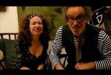 Paline pettegolezzi dal mondo dell'arte .. / Antonella Casazza e Gaetano Fracassio danno vita ad una serie di corti ironici e surreali. Sketch movie