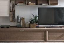 Collezione Medea | Giorno / Design intramontabile: materiali di grande tradizione e colori di tendenza, arredi che creano suggestioni ed emozioni. Armonia di volumi e colori per personalizzare con marcata personalità lo spazio living.