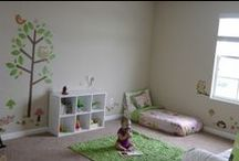 Kids Room. / by Stacey Walker