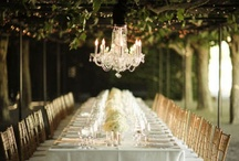 A Tuscan Inspired Affair / by Kathryn | One to Wed