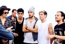 ONE DIRECTION / The five boys that basically changed my life.. / by sienna chapman