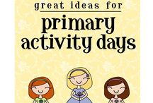 Faith in God: 8-11yr-old-gals / FUN ideas for Activity-Days/Young Girls/Achievement-Days / by Elizabeth Johnson