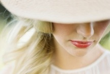Hats, Veils, & Headpieces / by Kathryn | One to Wed
