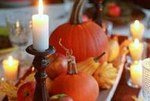 Celebrating Harvest Time / Posts and ideas about celebrating harvest time in the Fall.