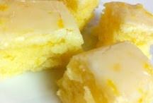 Food--Desserts I Should Never Eat / by Carol Boyer