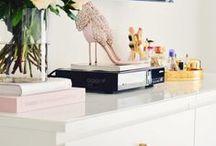 HOME: Tutorials / Ideas & Tutorials to Help Spruce Up the House #homedecor #hometutorials