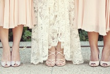 For the Bridesmaids / by Kathryn | One to Wed