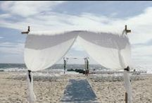 Beach Weddings! / by Kathryn | One to Wed