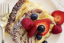 Brunch for a Bunch / breakfast and brunch recipes / by Elizabeth Johnson