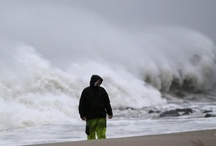 Events & happenings across the world / A collection of images found online of Hurricane Sandy
