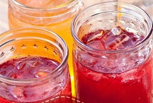 Glass Half Full / drinks for all occasions -- but all non-alcoholic / by Elizabeth Johnson