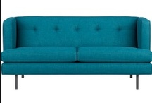 Sofas / by Layne Perkins