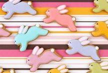 Hippity HOP ~ Easter! / Easter Crafts, Decor & Sweet Treats ~ Easter Eggs, Bunnies, Chicks & Peeps! / by Megan Berridge