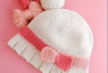 Knitting for Grandbabies!  / by Carol Boyer