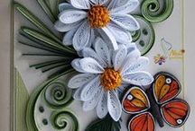 Craftiness: Paper: Quilling / by Amie Young