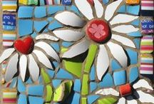 Craftiness: Mosaics / by Amie Young