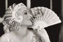 Flapper Follies / Tales from the Jazz Age and glamorous Gatsby inspiration.