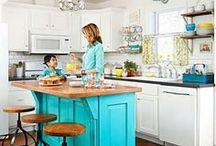 Delicious Kitchens! / Beautiful Kitchens / by Megan Berridge