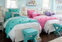 Bedroom Beauties / Beautiful Bedrooms ~ Color Palettes & Decor Ideas / by Megan Berridge