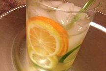 GINSANITY! / I exercise strong self control. I never drink anything stronger than gin before breakfast.   ~W.C. Fields