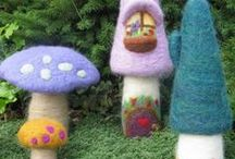 Craftiness: Fabric: Needle Felting / by Amie Young