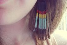 Craftiness: Jewelry: Earrings / by Amie Young