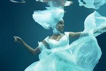 Water / Water inspiring images an DIY