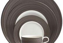 Wedgwood Dining / Wedgwood tableware - sheer luxury.