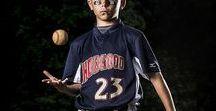 PHOTOGRAPHY: Sports / Photoshoot ideas for senior guys & sports.