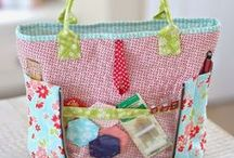 bags and more / Sewing bags , pouches and maybe a little quilting ! / by Angie Orlebar Baynes