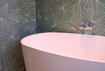 bathing / Bathrooms.