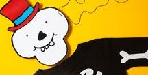 Happy Halloween | Recipes, costumes, books & activities / Are you pumpkin-ready for Halloween? Here's our round-up of fun ideas, spooky children's books and recipes, crafts and activities for a spooktacular Halloween.