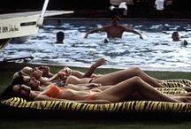 Vintage Vacation / Vintage Inspired Swimwear, Beach Essentials and Retro Wanderlust Musts!