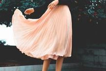 In For The Twirl / Just some fabulous skirt inspiration! / by Unique Vintage