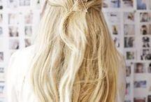 SENIOR GIRLS: HAIR INSPIRATION