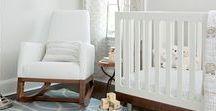 MOM LIFE: Nursery Inspiration