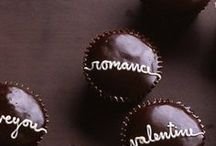 Valentine's Day Recipes / Valentine's Day recipes, including lots of chocolate, for your loved ones, your kids, or the love of your life.